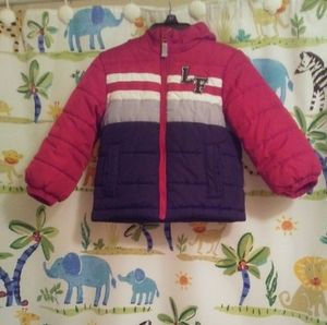 Toddlers coat
